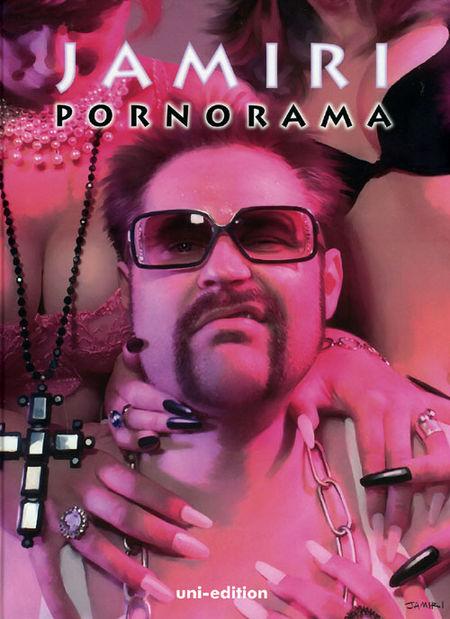 Jamiri: Pornorama - Das Cover