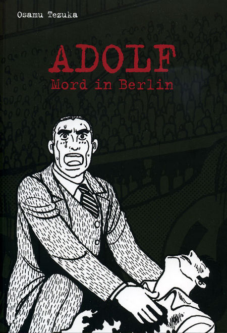 Adolf 1: Mord in Berlin - Das Cover