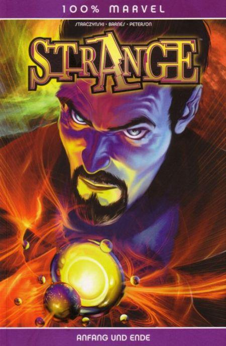 100 % Marvel #17 - Strange Anfang und Ende - Das Cover