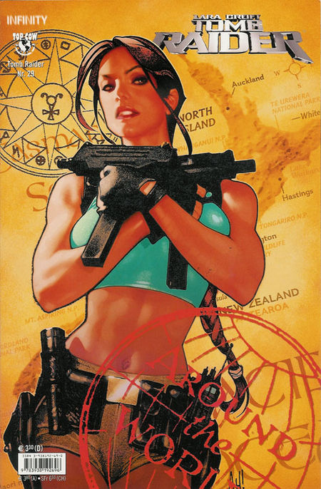 Tomb Raider 29 - Das Cover