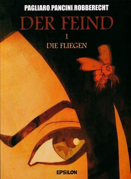Der Feind - Die Fliegen - #1 - Das Cover