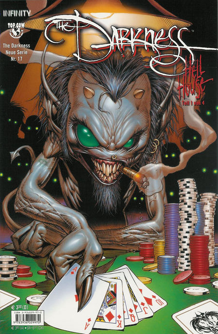 Darkness Neue Serie 17 - Das Cover