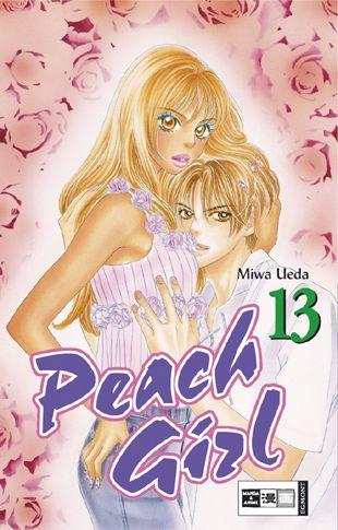 Peach Girl 13 - Das Cover
