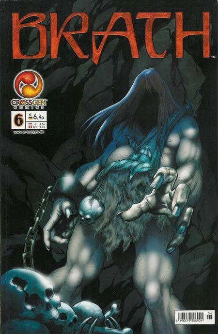 Brath 6 - Das Cover
