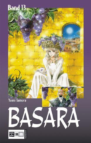 Basara 13 - Das Cover