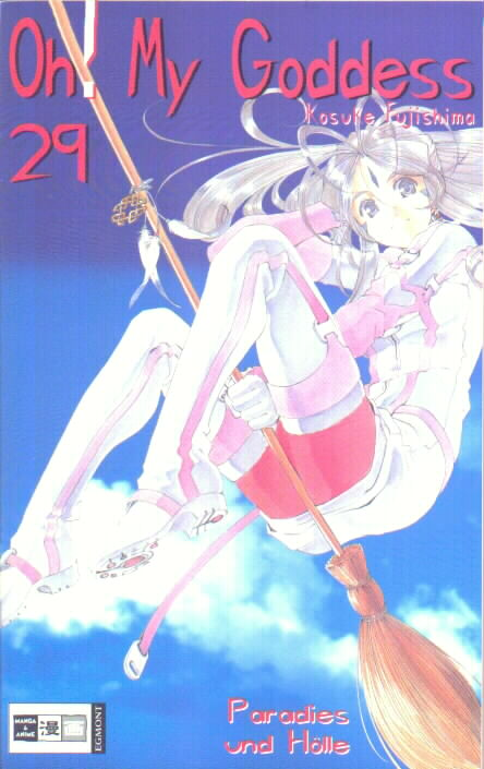 Oh! My Goddess 29 - Das Cover
