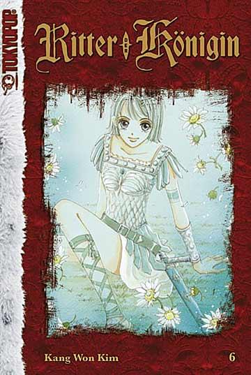 Ritter der Königin 6 - Das Cover