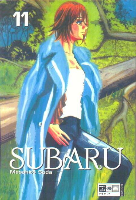 Subaru 11 - Das Cover