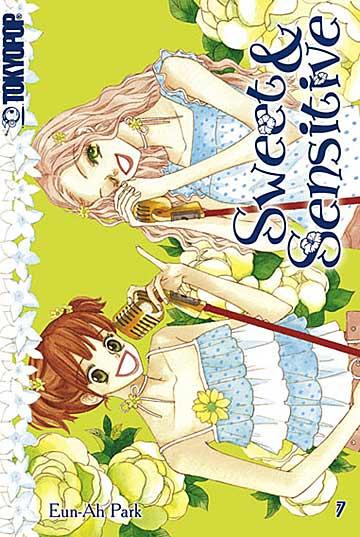 Sweet & Sensitive 7 - Das Cover
