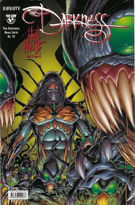 Darkness Neue Serie 18 - Das Cover