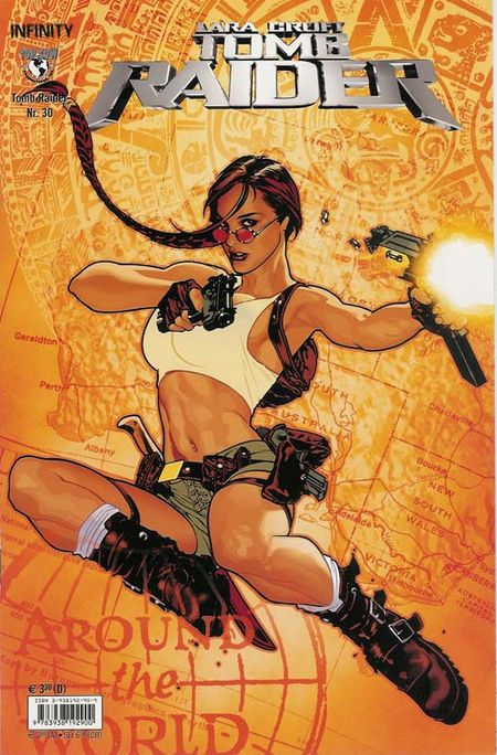 Tomb Raider 30 - Das Cover