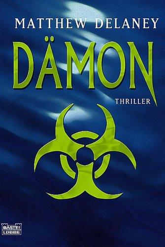 Dämon - Das Cover