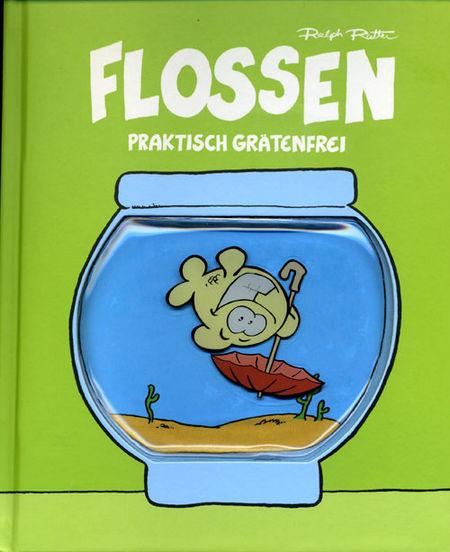 Flossen, Praktisch grätenfrei - Das Cover
