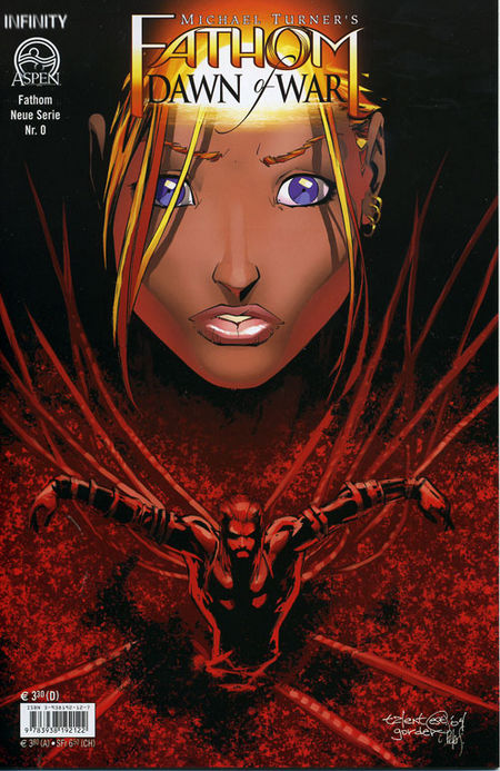 Fathom: Dawn Of War 0 - Das Cover