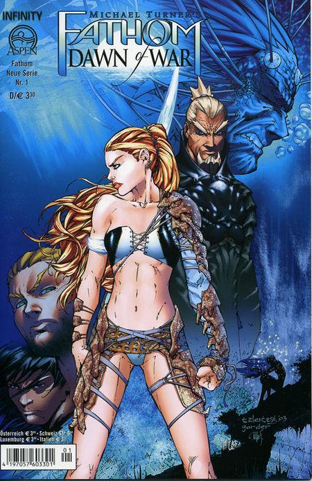 Fathom: Dawn Of War 1 - Das Cover