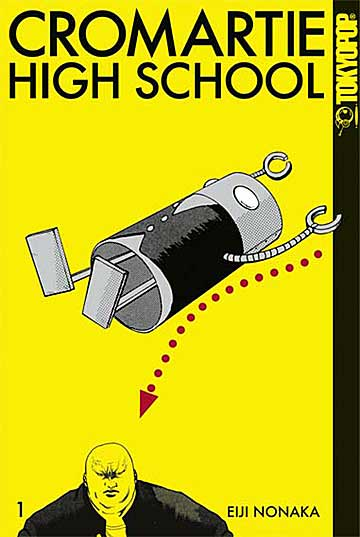 Cromartie High School 1 - Das Cover