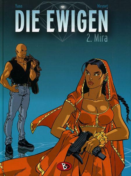 Die Ewigen 2: Mira - Das Cover