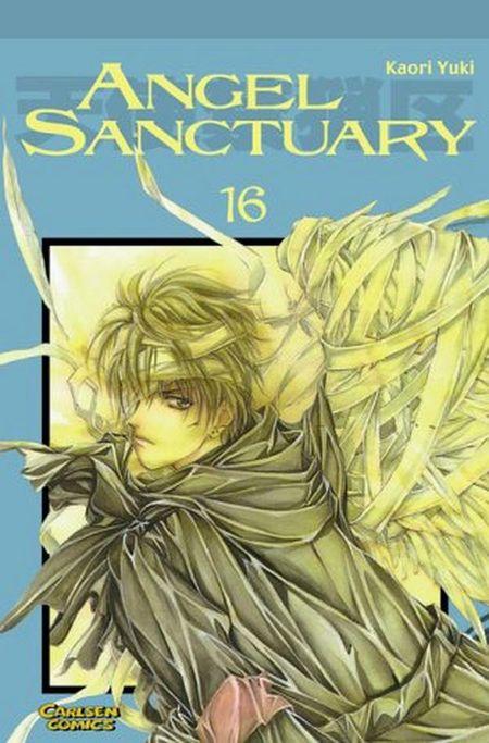 Angel Sanctuary 16 - Das Cover