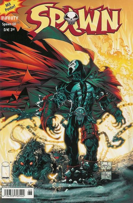 Spawn 68 - Das Cover