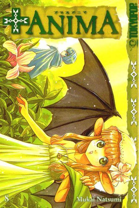 +Anima 8 - Das Cover