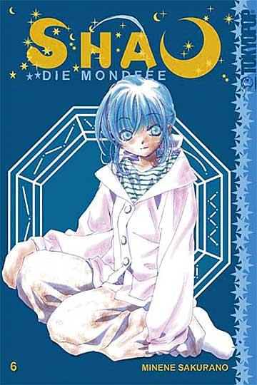 Shao - Die Mondfee 6 - Das Cover
