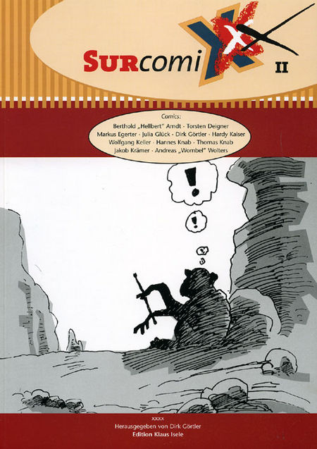 Surcomix II - Das Cover
