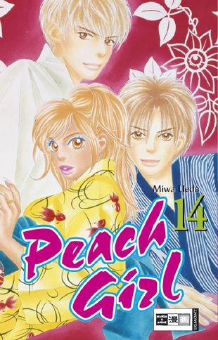 Peach Girl 14 - Das Cover