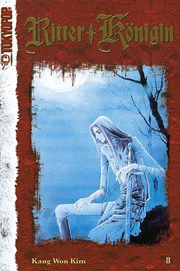 Ritter der Königin 8 - Das Cover