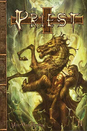 Priest 11 - Das Cover