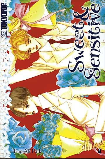 Sweet & Sensitive 8 - Das Cover