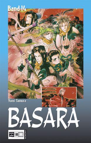 Basara 14 - Das Cover