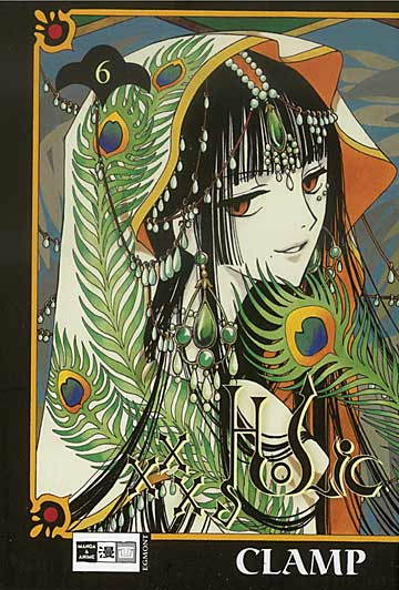 xxxholic 6 - Das Cover