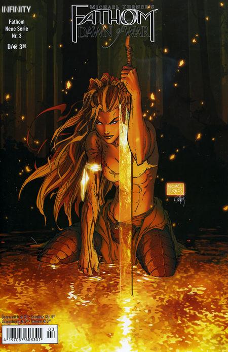 Fathom: Dawn Of War 3 - Das Cover