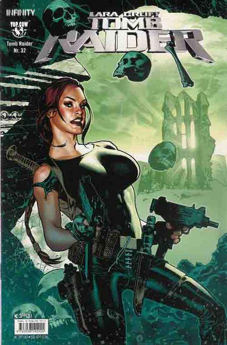 Tomb Raider 32 - Das Cover