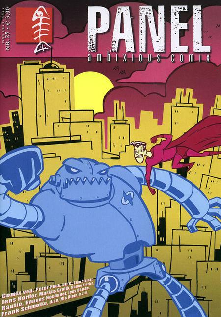 Panel 25 - Das Cover