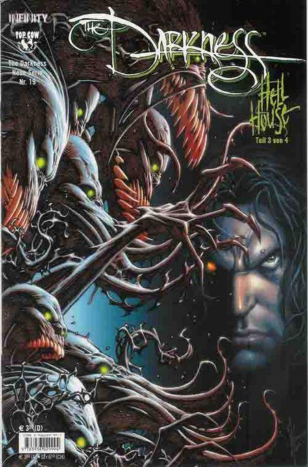 Darkness Neue Serie 19 - Das Cover
