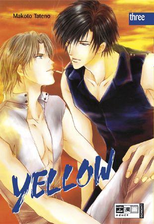 Yellow 3 - Das Cover