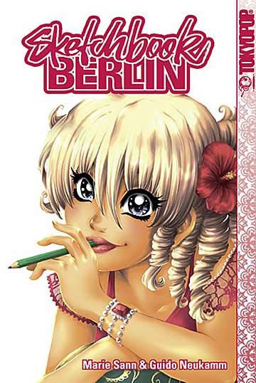 Sketchbook Berlin 1 - Das Cover
