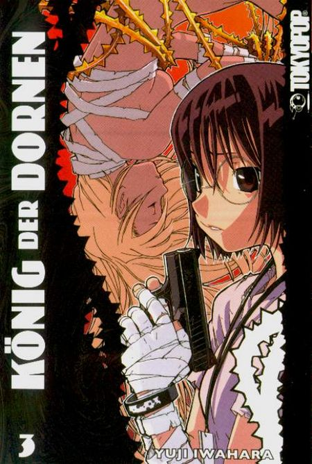 König der Dornen 3 - Das Cover