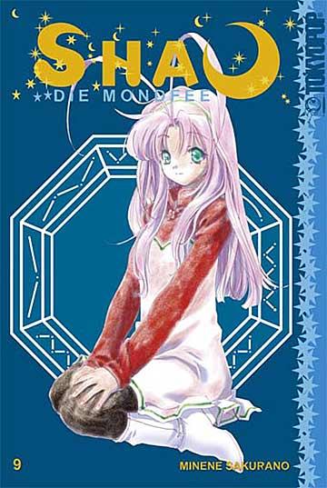Shao - Die Mondfee 9 - Das Cover