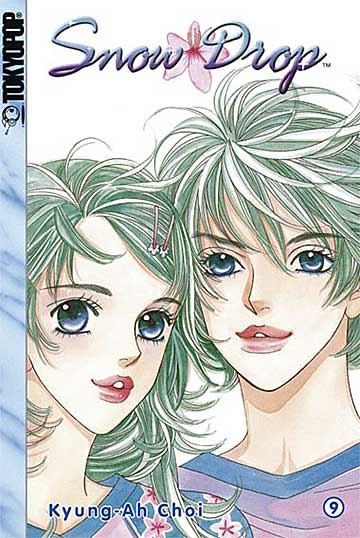 Snow Drop 9 - Das Cover