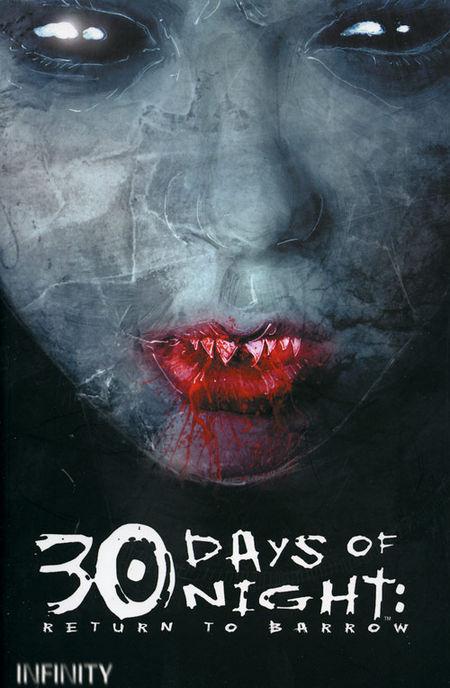 30 Days Of Night - Return to Barrow - Das Cover