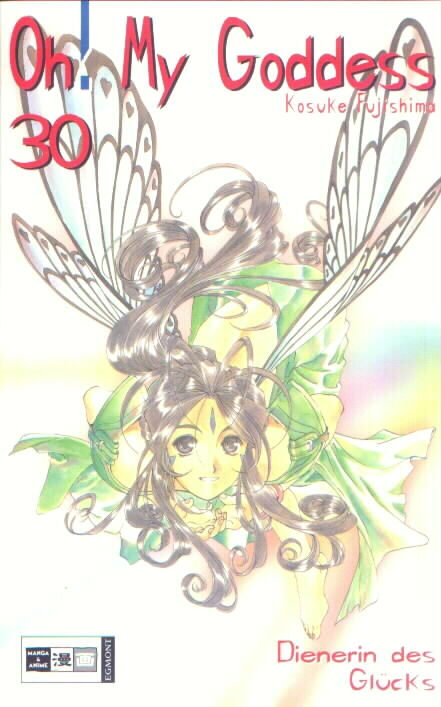 Oh! My Goddess 30 - Das Cover