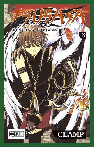 Tsubasa 6 - Das Cover