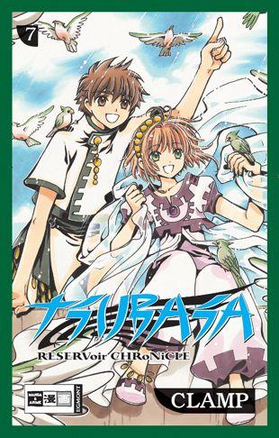 Tsubasa 7 - Das Cover