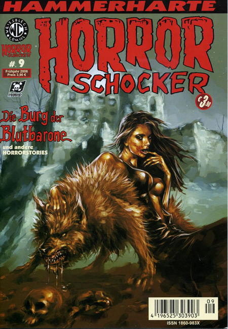 Horrorschocker 9 - Das Cover