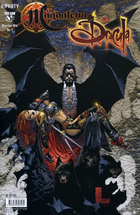 Monster War 1 - Das Cover