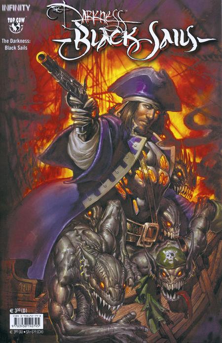 The Darkness: Black Sails - Das Cover