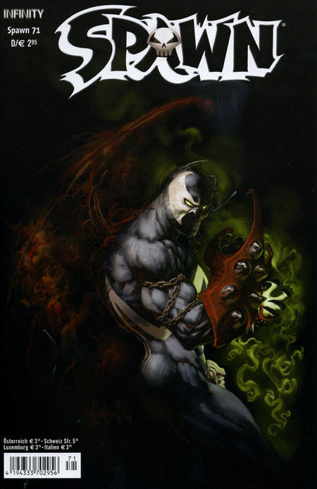 Spawn 71 - Das Cover