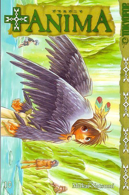 + Anima 10 - Das Cover